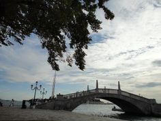 Scorcio atipico a Venezia