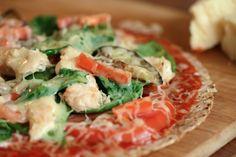 flatbread-pizza  Yummy and healthy!