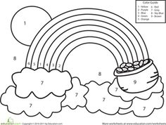 math worksheet : color by numbers numbers and coloring on pinterest : Number Coloring Worksheets For Kindergarten