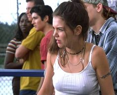 LoveMore KATIE HOLMES 90's. Her style in this movie has always been one of my top inspirations.