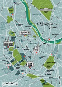 Navigator maps <em>for Wallpaper* Magazine</em>