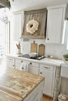 Rustic Kitchen Ideas   Cucine, Cucina e Bagni grigi