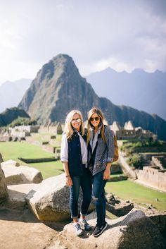Gal Meets Glam Peru Itinerary - Machu Pichu