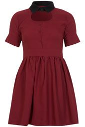 **Independant Collar Dress by Sister Jane
