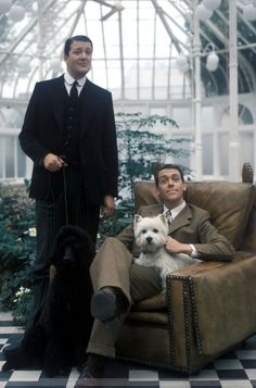 Best version of Jeeves and Wooster ever.