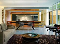 A Modern Vacation Home in Indiana — Azure