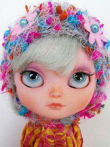 Bambina Carabina Limited Crazy Granny Hat I Iove them!