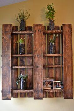 Budget Friendly Pallet Furniture Designs