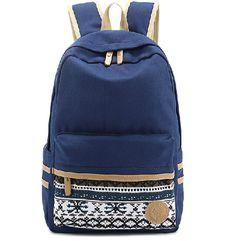 #backpack, Fashion Backpack for girls, Fashion Canvas Backpacks, Backpack