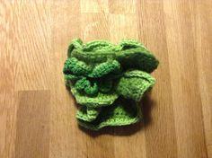 Hæklet salathoved