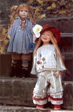 Zwergnase Dolls - Annemor II