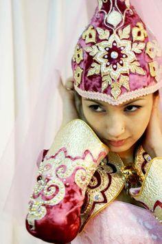 Kazakh beauty