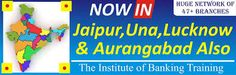 Bank jobs are quite popular due to its packages like holidays, timing, salary and all. presently here numerous banks although the private banks provide the same facilities and services as the govt. banks do. The hardest thing is to clear the exam for which many renowned institutes provide training and IBT India is from them. IBT India maintain their result track with successful all the time.