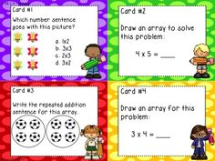 2nd Grade Task Cards - one for every common core skill!  These will help SPARK discussion in your classroom!  Great for test prep!