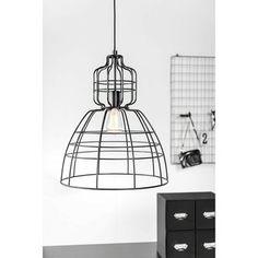 Hanglamp Gaby draadlamp zwart | Hanglampen | Verlichting | KARWEI