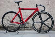 Leader 725 #bike #fixie #bicicleta #fixed