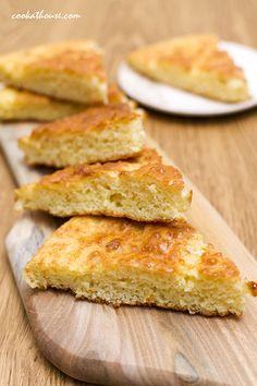 Bulgarian Bread Recipe, Bulgarian Recipes, Cornbread, Bread Recipes, Ethnic Recipes, Food, Millet Bread, Essen, Eten