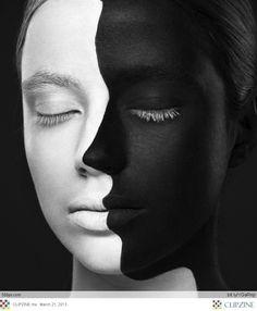 Blanc sur blanc ...