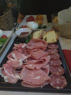 Mozzarella Bar in Milan