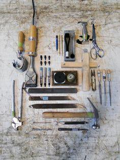 Cobbler/Leatherworking Tools
