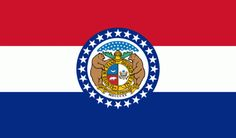 The Missouri State Flag was designed in Cape Girardeau by Marie Watkins Oliver!
