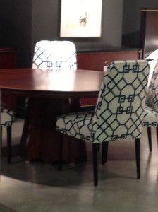mid-century mod fabric swatch #lvmkt Las Vegas World, Market Trends, World Market, Fabric Swatches, Dining Chairs, Mid Century, Furniture, Home Decor, Decoration Home
