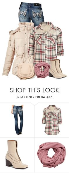 """Chloé and Cole"" by csilla06 ❤ liked on Polyvore featuring Miss Me, Kenneth Cole, Full Tilt, Chloé and MANGO"