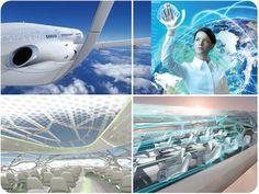 Airbus 'Plane of the Future' (2050)
