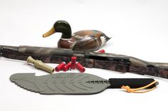 Assault Hand Paddle ready for duck hunting season!!