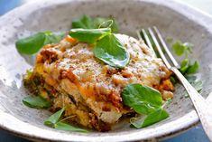 Aftensmad Ideer - Lasagne Med Spidskåls-Plader | JulieKarla