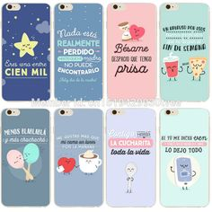 spain fashion Wonderful cartoon series TPU Clear transparent soft silicone cover Case for Apple iphone 6 6S 7 4.7inch #clothing,#shoes,#jewelry,#women,#men,#hats,#watches,#belts,#fashion,#style