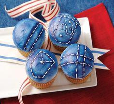 Forever in Denim Cupcakes
