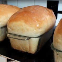 Buttermilk Bread Recipe Sweetened with Honey