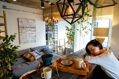 Green Cafe, Fashion Room, Room Interior, My Room, Room Decor, House Design, Gardening, Style, Furniture