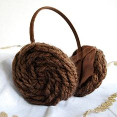 "DIY - Princess Leia Hair Buns Headband - great for costume! also one of these would have made life so much easier for my mom whenever i wanted ""princess leia buns"" when i was a kid. haha @Kashmir Qualls"