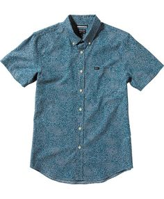 RVCA Mens. This button up is the staff's favorite!