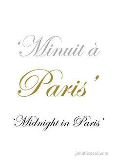 ♔ Midnight in Paris French Phrases, French Words, French Quotes, How To Speak French, Learn French, Paris Travel, France Travel, Midnight In Paris, Tuileries Paris