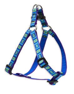 Lupine Sea Glass Step-In Small Dog Harness (1/2 Inch) | PupLife Dog Supplies