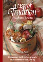 A Taste of Tradition by Tamar Ansh