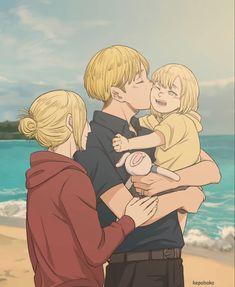 Aot Armin, Eren And Mikasa, Levi X Eren, Levi Ackerman, Attack On Titan Funny, Attack On Titan Fanart, Attack On Titan Ships, Manga Anime, Fanarts Anime