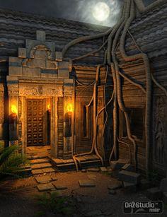 The Ruins of Angkor Wat - Temple