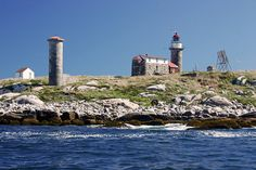 Matinicus Rock Light Station.