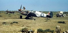 Warhawk fighters of the Fighter Squadron in North Africa, Source United States Army Air Forces Added By David Stubblebine Us Military Aircraft, Ww2 Aircraft, Stol Aircraft, Amphibious Aircraft, Commonwealth, Aircraft Photos, Ww2 Planes, Vintage Airplanes, North Africa