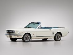 1966 Ford Mustang GT Convertible. Find parts for this classic beauty at http://restorationpartssource.com/store/