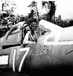 "Lt Cdr Hedrick served as Executive Officer of VF-17 where he recorded his first 9 victories in the F4U. Cdr Tom Blackburn, CO of VF-17, described Roger Hedrick as ""the greatest fighter pilot I've had the privilege to serve with."" Later, Lt Cdr Roger Hedrick became the Commanding Officer of VF-84 serving aboard the USS Bunker Hill."