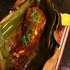 Portuguese Style Grilled Fish Recipe - coasterkitchen on Dayre