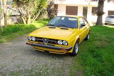 Cool Sports Cars, Cool Cars, Alfasud Sprint, Alfa Romeo Cars, Classic Italian, Fiat, Motor Car, Cars And Motorcycles, Wheels