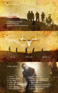 dvd menu - Google Search