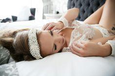 Soft white #weddinglingerie set #cape #garter #cuffs #headband www.romeoandjoolz.co.uk Lingerie Shoot, Wedding Lingerie, Garter, Cape, Cuffs, Wedding Day, Wedding Dresses, Outfits, Fashion