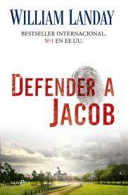"""Ya no solo lo decimos nosotr@s en España, también la web de literatura melibro.com :""""Hola amigos, ya tenemos la reseña de """"Defender a jacob"""" Muy buen thriller""""."""
